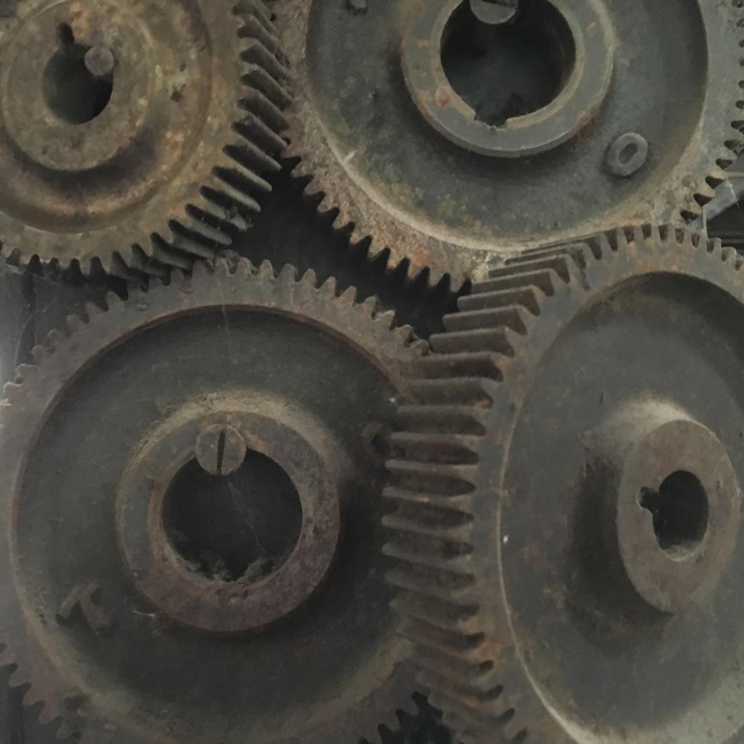 Máquinas de hierro