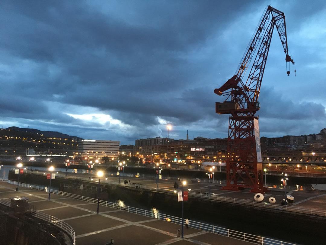 Paisajes industriales Bilbao