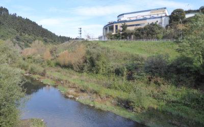 Arrigorriaga cita a las empresas para que se impliquen en el paisaje del Eje Sur Industrial