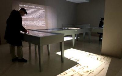 Visitas guiadas a la exposición «Patrimonio en papel»