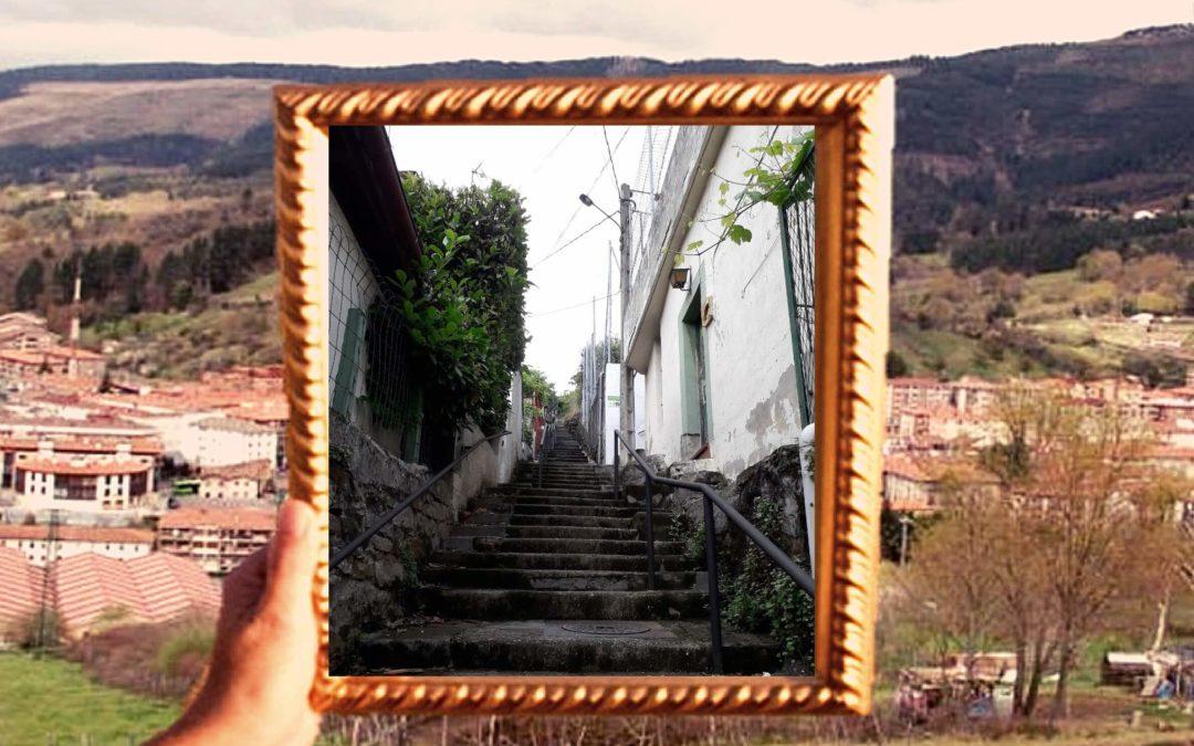 Sesión informativa sobre el Cerro del Castillo (Balmaseda).