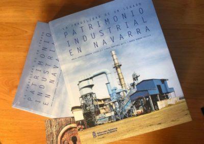Ondarearen hauskortasuna. Nafarroako Industria Ondarea.