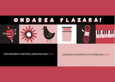 Getxoko Ondarea Plazara!